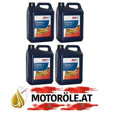 20l 4x 5l Liter EUROLUB Formel 2 10W-40 Motoröl - ACEA A3/B4 - API SL/CF
