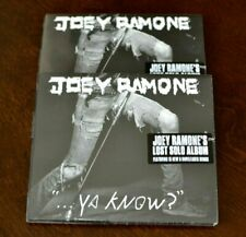 ...Ya Know? [Digipak] by Joey Ramone (CD, May-2012, Relativity) SEALED