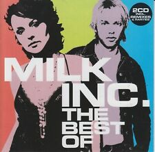 Milk Inc 2 CD Set The Best Of incl: Sunrise, Walk On Water, Rise, No Angel 2007