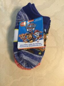 Paw Patrol Boys Socks 4 - 7