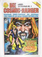 Die Cosmic-Ranger # 1 ( Condor Verlag, Taschenbuch )