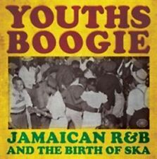 Youths Boogie Jamaican R&b and The Birth of SKA Various Audio CD