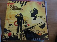 Rise Against - Appeal To Reason [Vinyl] LP Record