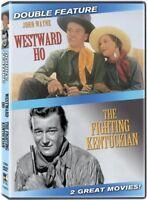 Westward Ho / the Fighting Kentuckian DVD New & Sealed VG-A17454DV(VG-2132)