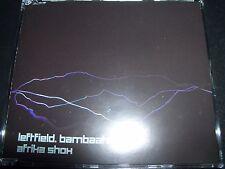 Leftfield Bambaataa – Afrika Shox Australian Remixes CD Single