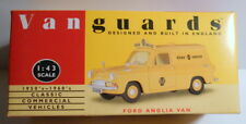 FORD ANGLIA VAN - AA   Vanguards 50-60's Classic Commercial Vehicles. VA4001.