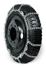 Grizzlar GSL-2255CAM Alloy Tire Chains Ladder Truck Bus 275/75-22.5 295/70-22.5