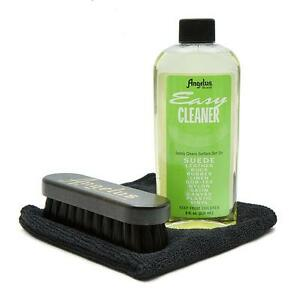 Angelus 3 PIECE  Easy Cleaner Kit for use on Suede, Leather, Canvas & More !!!!