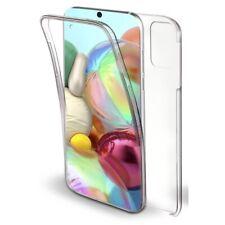 Custodia Cover Fronte Retro Full 360 Silicone per Samsung Galaxy A41 A51 A71