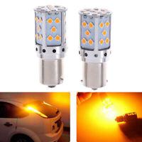 1x 1156 p21w Car LED 35smd Canbus Anti-strobe Rear Turn Signal Light La HO