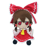 Anime Touhou Project Fumo Hakurei Reimu Plush Doll Toy Collection Gift Soft