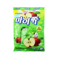 Korean Chewy Candy CROWN MYCHEW 92g(Apple Flavor)