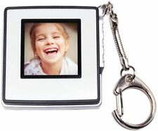 Kosee DI-15 Compact Keyring Digital Photo Frame with 100 Images Capacity - 1.5in