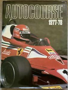AUTOCOURSE Annual 1977-78