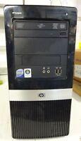 Torre/ordenador HP compaq D2400M disco duro 250Gb Ram 2Go Intel core 2 duo