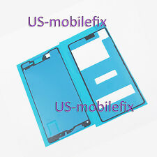 LCD Adhesive Film Battery Back Glue Strip Fit For Sony Xperia Z3v 4G LTE D6708