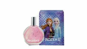 Frozen 2 ~ Eau de Cologne 100ml ~ with Free 100ml Fragrance Spritz