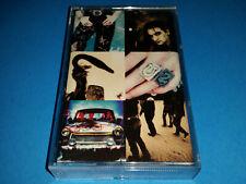 U2 - ACHTUNG BABY - cassette (1991, Island Canada) CrO2 Audiophile 5103477-4