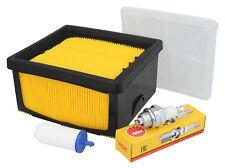 Service Kit compatible Husqvarna K760 - Filtre à air / Bougie d'ALLUMAGE /
