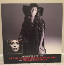 Alicia Keys As I Am Limited Edition Cardboard Promo Poster 24x24