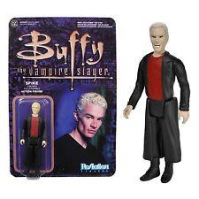 Buffy The Vampire Slayer Spike Reaction Funko figure moc mint on card