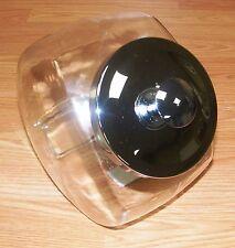 Anchor (69590) Hocking Company 1-Gallon Cookie Jar Penny Candy Jar & Chrome Lid