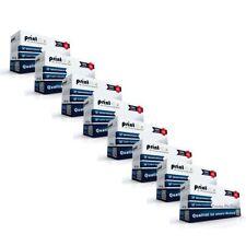8x ausatusch Cartuchos de tinta para Kyocera/Mita KM2050 370am010 TK410 NEGRO