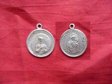 ancienne médaille pieuse religieuse VENERABLE PIERRE JOSEPH FORMET VENTRON 1903