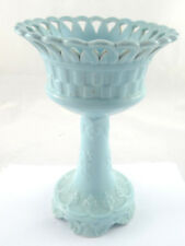bassano art nouveau liberty style design italy ceramica pottery ANTICA ALZATA