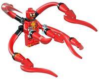 Spider Man Carnage Venom Villain Avengers Marvel Endgame Custom Lego Mini Figure