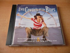 CD Soundtrack Even Cowgirls get the Blues - 1993 - K.D.Lang