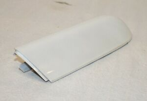 02-06 CADILLAC ESCALADE & ESV ROOF RACK END COVER White Pearl  LEFT REAR A4A10