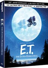 E.T. the extra terrestrial :30th anniversa (4K ULTRA HD) - Blu Ray -Region free