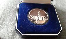 20 Franken Schweiz sonder Münze