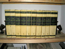 THE EQUINOX VOL'S No 1-10 TEN VOL'S A. CROWLEY 1974 ENCYCLOPAEDIA INITIATION