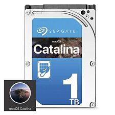 1Tb Drive Catalina Upgrade for Unsupported Mac/Macbook Pro Year 09/10/11