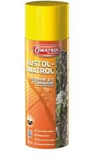 ANTIROUILLE INCOLORE RUSTOL OWATROL Aérosol 300ML DIRECT SUR ROUILLE