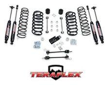 "TeraFlex TJ 3"" Suspension Coil Lift Kit w/ 9550 Shocks for 97-06 Jeep Wrangler"