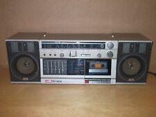 VINTAGE Stereo Registratore A Cassette Boombox Ghettoblaster AIWA CA-30