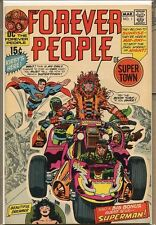 Forever People 1971 series # 1 very fine comic book
