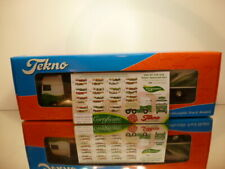 TEKNO HOLLAND DAF 105-510 SPACECAB DIJCO - GREENERY 1:50 - EXCELLENT IN BOX
