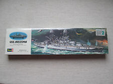 Revell H-302 USS Arizona Battleship 1:426 neu Kombiversand möglich