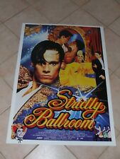 Original Australian One Sheet Strictly Ballroom