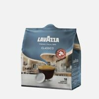 Lavazza Caffe Crema Classico Pads 18 Kaffeepads in einer Packung 125g