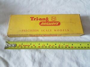 TT GAUGE TRI-ANG T.26 STATION CANOPY USED SPARE PARTS (D32)