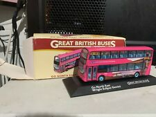 Great British Buses Go North East Wright Eclipse Gemini 'Pink Angel'