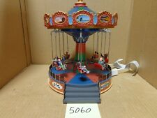 Lemax Village Collection The Giant Swing Ride 44765 As-Is 5060