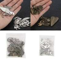 Vintage 50g/pack Random Shapes For Jewelry Making Charms Pendants DIY Crafts