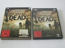 The Walking Dead - A Telltale Games-Series 1 (PC DVD)