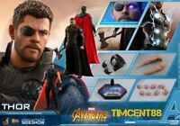 Pre-Order Hot Toys MMS474 Avengers: Infinity War 1/6 Thor Chris Hemsworth Figure
